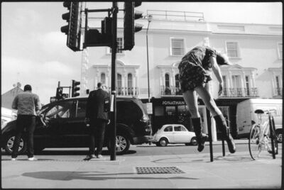 Nicola Bensley, 'Leap, Westbourne Grove, London', 2016