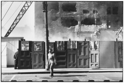Elliott Erwitt, 'Gateway Center demolition area. Pittsburgh, Pennsylvania. USA. ', 1950