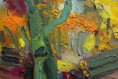 Harald Böhm, 'Herbstwald (Autumn Forest)', 2019