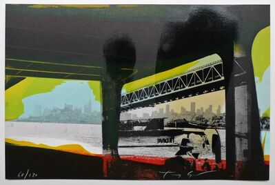 Tony Soulié, 'Under the bridge', 2011