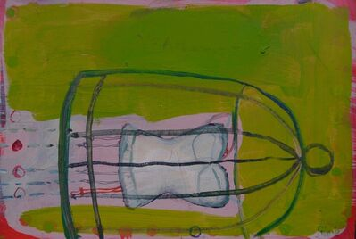 Suzy O'Mullane, 'Corset and Cage', 2018