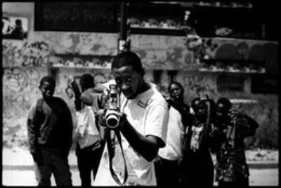 JR, '28 Millimètres, Portrait d'une génération, Braquage - Ladj Ly vu par JR', 2006