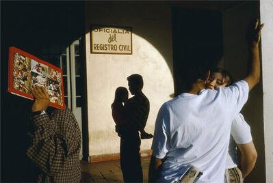 Alex Webb, 'Nuevo Laredo, Tamaulipas, Mexico. 1996.', 1996