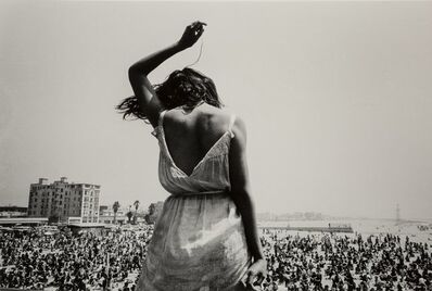 Dennis Stock, 'Venice Beach Rock Festival', 1968-printed later