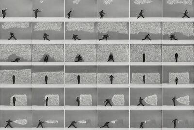 Robin Rhode, 'Promenade (animation)', 2008