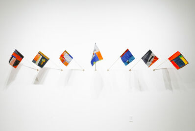 Pam Longobardi, 'Signal Flags for Climate Change', 2017
