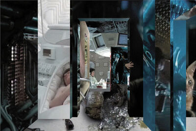 Klaus Pamminger, 'Alien', 2007