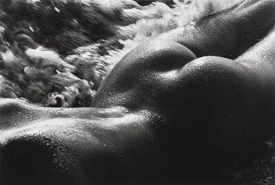 Lucien Clergue, 'Nu de la Mer, Camargue', 1962