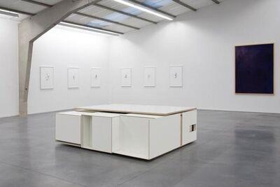 Jan De Cock, 'Denkmal 70', 2007