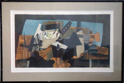 Georges Braque, 'Cubist Still Life', 1950