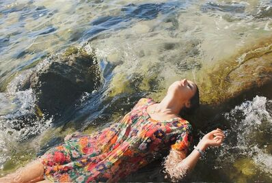 Yigal Ozeri, 'Untitled; Shely', 2014