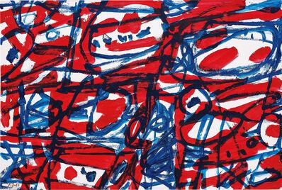 Jean Dubuffet, 'Mire G67 (Boléro)', 1983