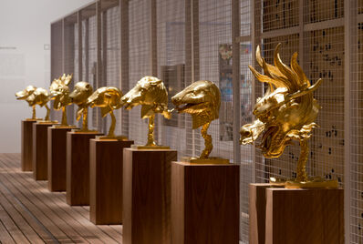 Ai Weiwei, 'Circle of Animals / Zodiac Heads', 2010