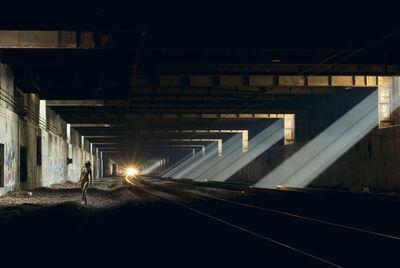 Miru Kim, 'Freedom Tunnel,  New York, NY, USA #3', 2007