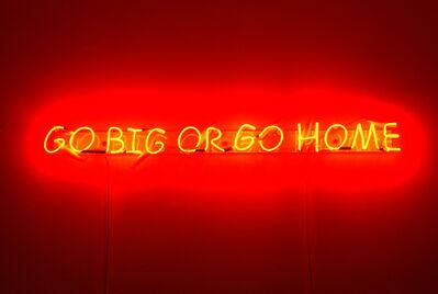 Lionel Scoccimaro, 'Go Big Or Go Home ', 2009