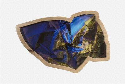 Kalee Appleton, 'Mountain View (Blue & Yellow)', 2017