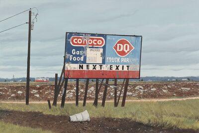 Daniel Blagg, 'Way To Midland', 2008