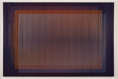 Carlos Cruz-Diez, 'Physichromie', 1983