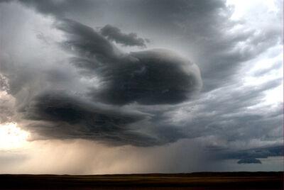 Ward Davenny, 'Angelic Cloud', 2011
