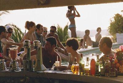 Slim Aarons, 'Vila Vera Acapulco', 1968
