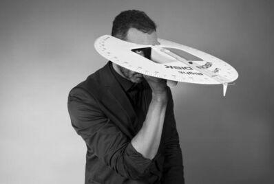Mounir Fatmi, 'Peripheral Vision', 2017