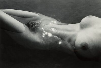 Lucien Clergue, 'Untitled (Nu)', 1960s