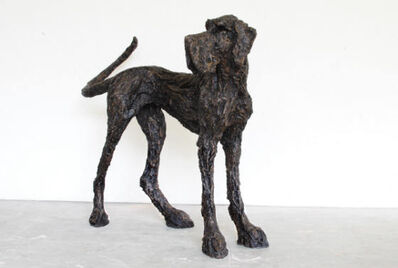 Clare Trenchard, 'Standing Dog'