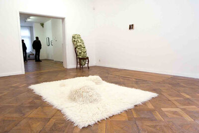 Elodie Antoine, 'Carpet with bulb', 2007