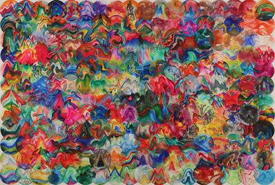 Wu Jian'an 邬建安, '216 Color Balls (Big Dipper) 216颗彩色圆球(北斗)', 2014