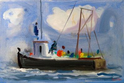 Paul Resika, 'Dragger #1', 2000
