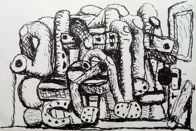 Philip Guston, 'Pile Up', 1980