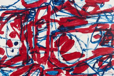 Jean Dubuffet, 'Mire G 72 (Boléro) 15 mai 1983', 1983