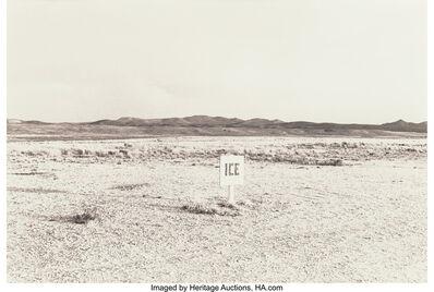 Henry Wessel, 'Walapai, Arizona', 1971