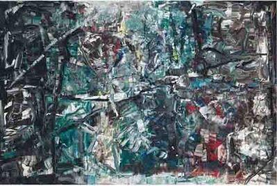 Jean-Paul Riopelle, 'St-Paul', 1966