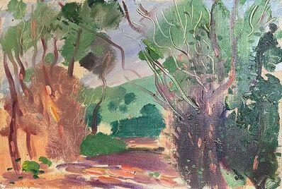 Paul Resika, 'Road to the Bay, Wellfleet, MA', 1973