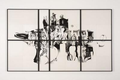 Ibrahim El-Salahi, 'Untitled ', 1984