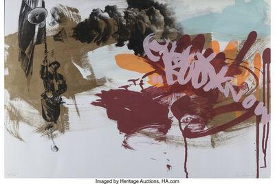 Conor Harrington, 'Holy Smoke', 2016