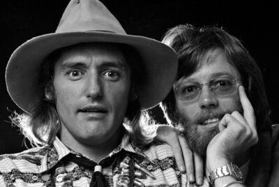 Henri Dauman, 'Dennis Hopper and Peter Fonda, 1969', 1969-1993