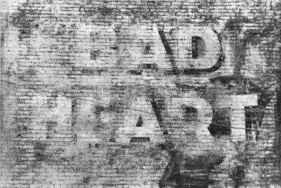 Dennis Hopper, 'Bad Heart (Downtown Los Angeles)', 1961