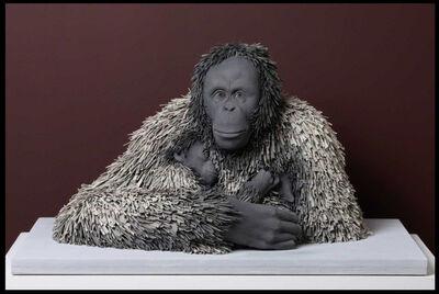 Lindsay Pichaske, 'Orangutans', 2016