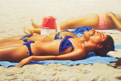Hilo Chen, 'Beach 126', 1996