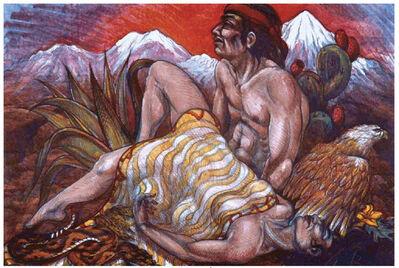 Luis Jimenez, 'Southwest Pieta', 1983