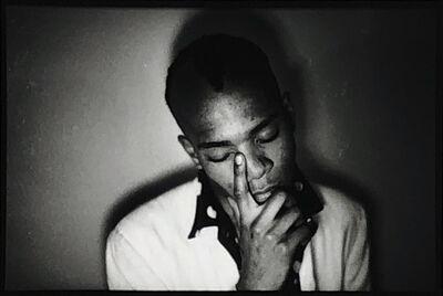 Nicholas Taylor, 'Basquiat photograph 1979 (photograph of Jean-Michel Basquiat) ', 1979
