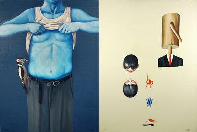 Viktor Pivovarov, 'Mr. Prometheus and Mr. Buratino', 2008