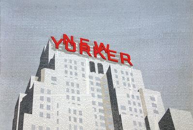 William Steiger, 'New Yorker', 2016