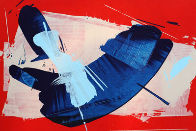Alex Kuznetsov, 'Red Blue', 2014