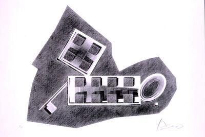 Tadao Ando, 'The Theater in the Rock,Oya II', 1998