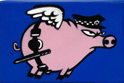 Mau Mau, ''Flying Pig' HPM', 2020