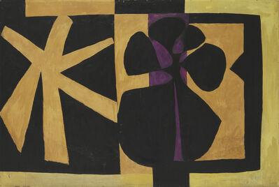 Robert Motherwell, 'Wall Painting III', 1952