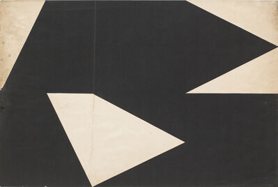 Lygia Clark, 'Planos em Superfície Modulada', 1958